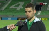 Стефан Станчев: Изиграхме мача по най-лошия начин