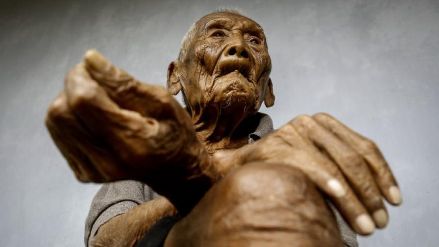 Най-старият жител на планетата почина