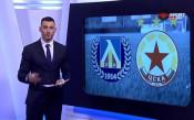 Левски промени схемата и бе съкрушен от ЦСКА