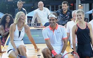 Гришо се забавлява в Мадрид, Маша тренира здраво
