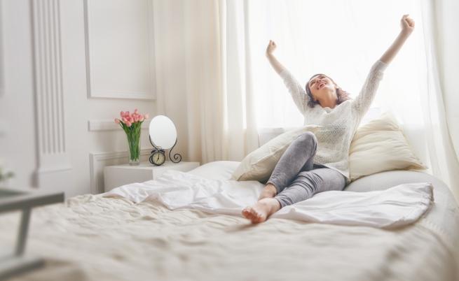10 неща, които трябва да махнете от спалнята