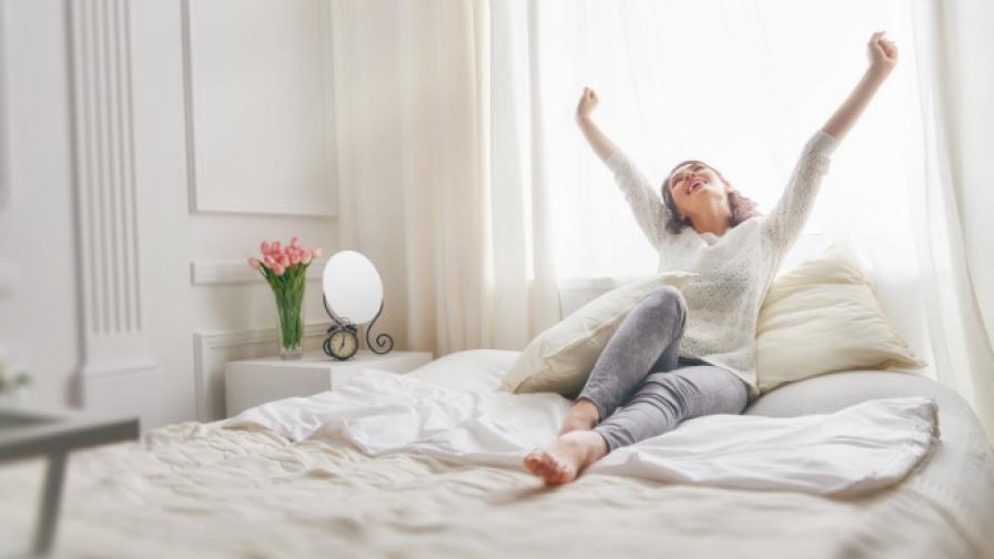 3 неща, които да промените в спалнята, за да спите добре