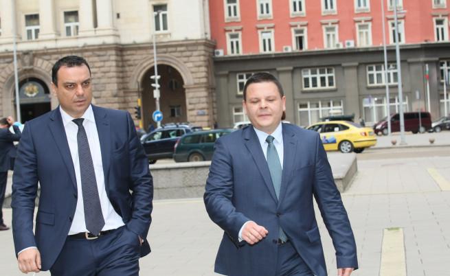 Ивайло Московски и Христо Алексиев