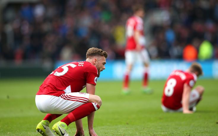 Рейсът на Боро катастрофира точно преди мача с Челси