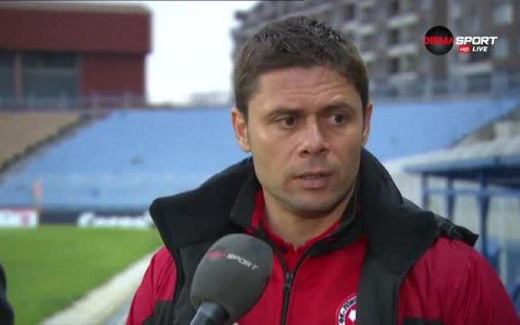 Треньорът на Локо ГО плаши с оставка след мача в Бургас