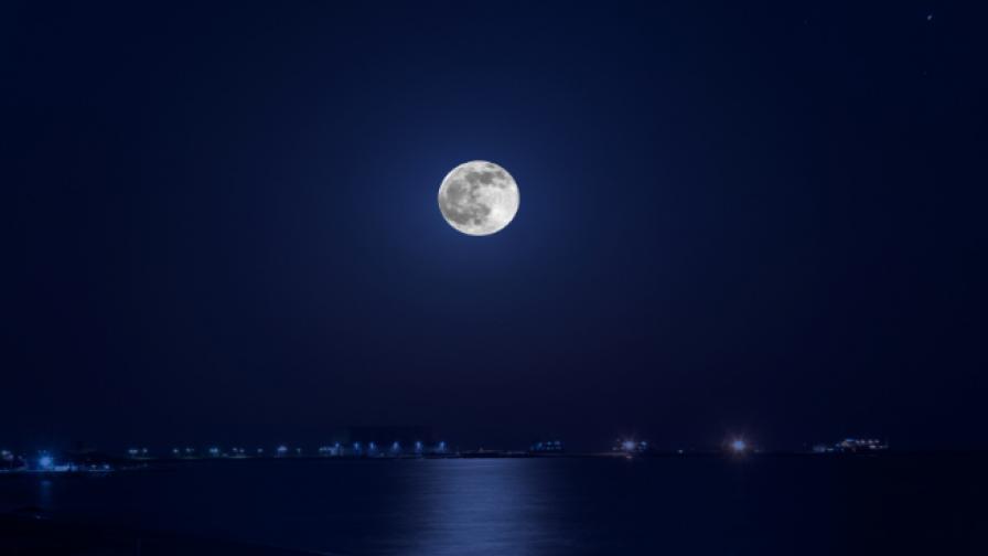Луната е имала магнитно поле много по-дълго от очакваното