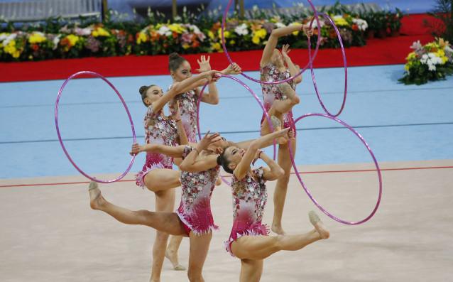 Новите композиции на ансамбъла на България по художествена гимнастика ще