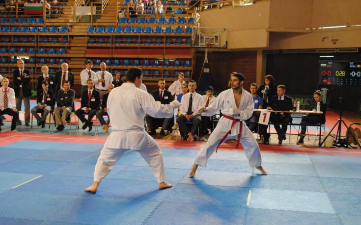 Еврошампионът Тодор Събев настанен във ВМА, от федерацията благодариха