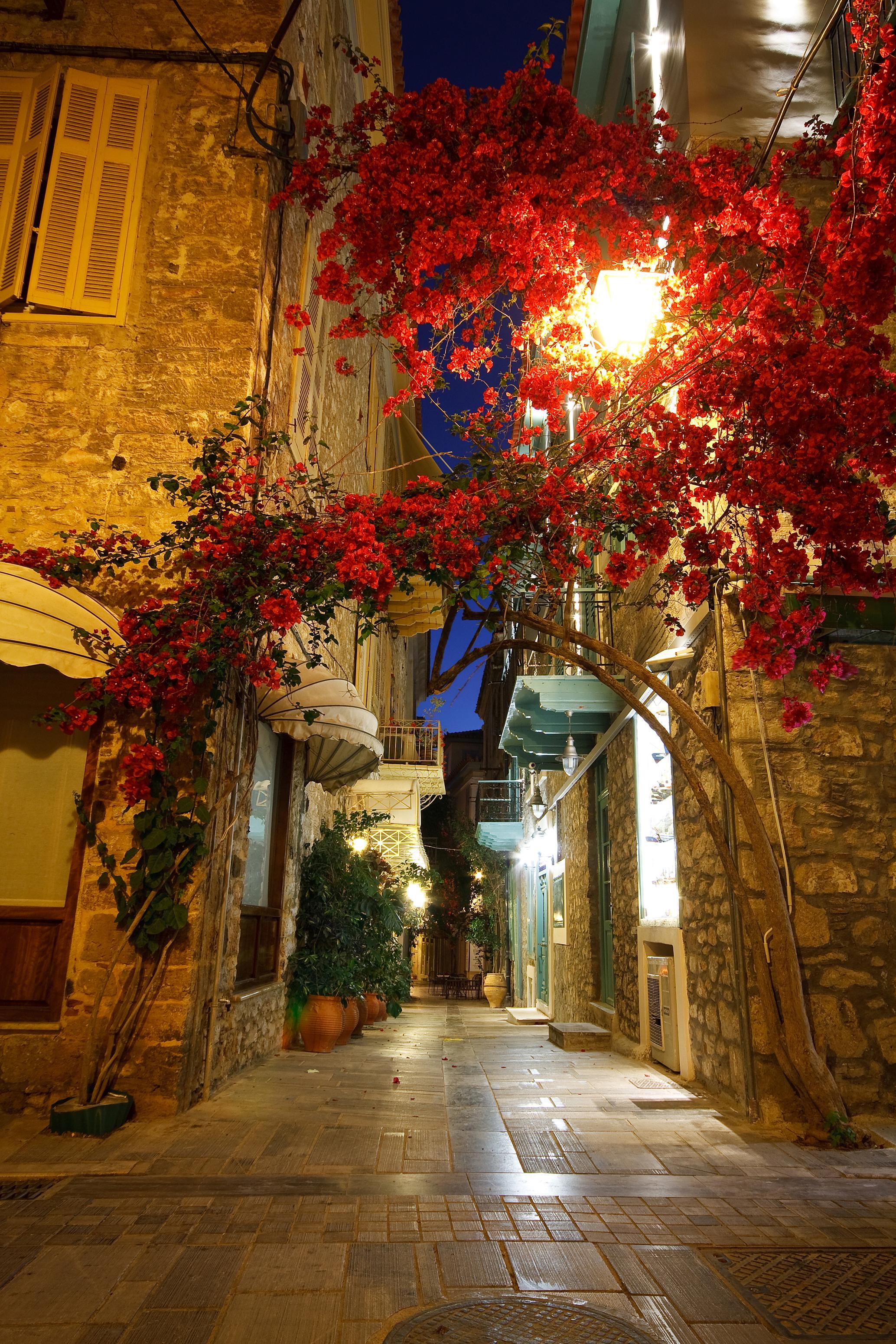 Навплион или Навплио, Гърция