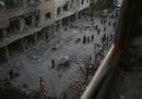 Последиците от войната, заснети в Дума, Сирия