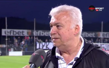 Христо Бонев: Горд съм, че Камбуров ме задмина