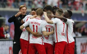 РБ Лайпциг си отдъхна, ще играе в Шампионска лига