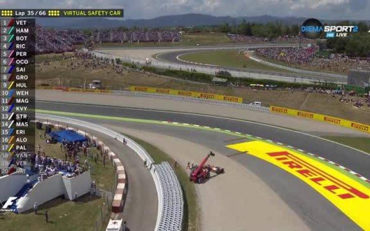 Още един отпадна от Гран При на Испания