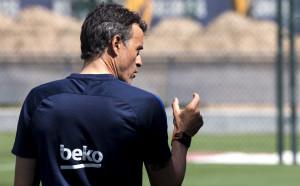Финалът на Луис Енрике с Барселона