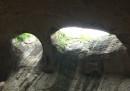 """""""Очите на Бога"""" - най-големият пещерен тунел в България"""