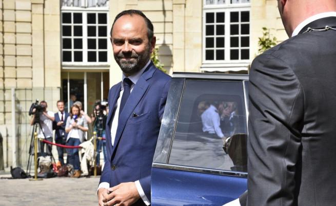 Каква заявка даде Макрон с избора му на премиер