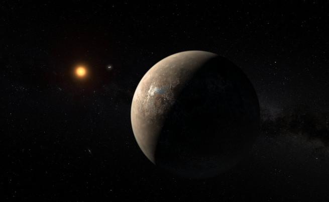 Планетата Proxima b може да има условия за живот