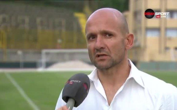 Милен Радуканов: Заслужавахме да спечелим мача