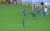 Две минути - 2:0 за Лудогорец срещу Левски