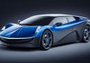 Тайнствен електромобил обещава 600 км пробег