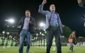 Домусчиев: Честито, шампиони! Целта е да бъдем по-силни следващия сезон