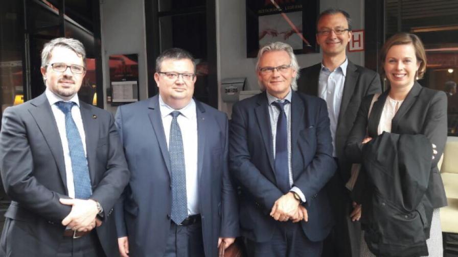 Цацаров: Много добра оценка за България в Брюксел