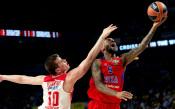Олимпиакос детронира ЦСКА Москва и се класира за финала в Евролигата