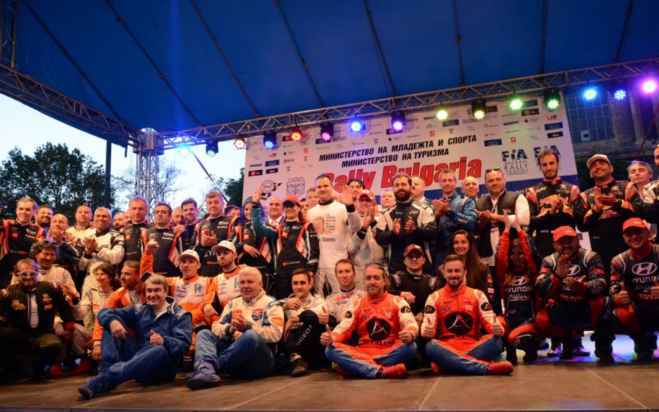 Кралев на откриването на рали България: Ще върнем позициите си на международната сцена