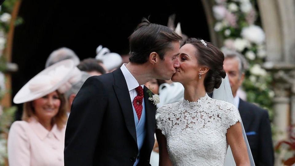 Защо принц Хари избяга от сватбата на Пипа и къде ще бъде меденият месец на младоженците