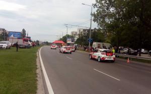 Hyundai Racing Trophy води в клас RC5 на рали България