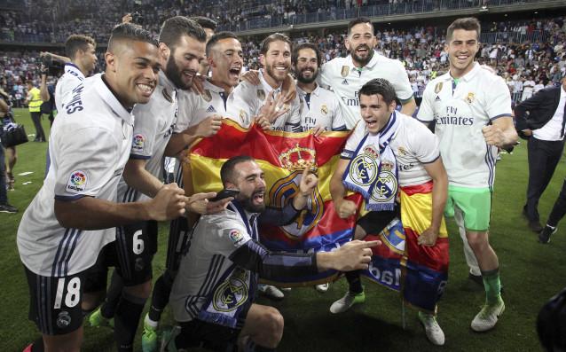 Реал е новият шампион,