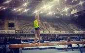 Наша спортна гимнастичка стана 16-а на Гран при