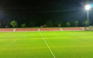 Базата на ЦСКА в Панчарево светна