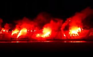 103 години Левски: Феновете започнаха празненствата още в полунощ