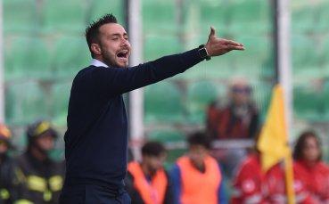 Сасуоло задържа треньора си