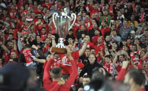 ЦСКА отбеляза година от историческата Купа