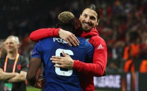 Трио от Ман Юнайтед се бори за Най-добър в Лига Европа