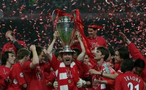 Преди 12 години Ливърпул стори Чудото в Истанбул