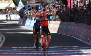 Гардерен с първа етапна победа в голяма обиколка