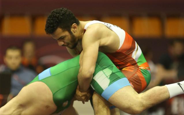 Тарек Абдеслам<strong> източник: bul-wrestling.org</strong>