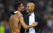 Зидан: Не мога да опиша качествата на Роналдо с думи