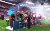 Време е за купон в Северен Лондон: Арсенал вдигна Купата