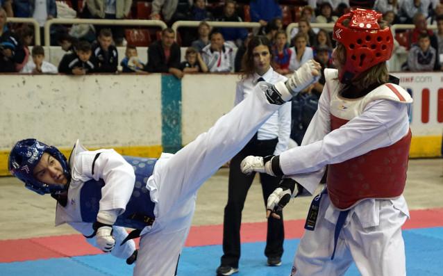 Таекуон-до WTF източник: taekwondo-bulgaria.org
