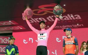 Холандски триумф на Джиро д'Италия
