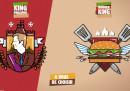 Изборът - краля на Белгия или краля на бургерите