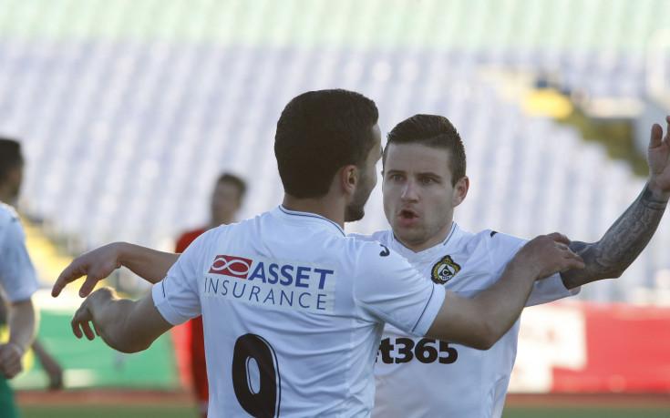 Славия с първа победа в Банско