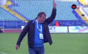 Загорчич: Славия ще търси победата във всеки мач и ще играе като днес