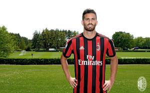 Официално: Милан представи Мусакио