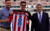 Том Крус посети новия стадион на Атлетико Мадрид