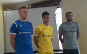 Левски изненада с цвета на новия си трети екип